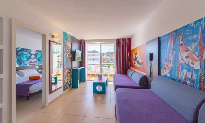 SUITE STANDARD Hotel BH Mallorca MAGALUF