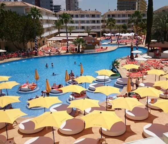 Island beach club bh mallorca apartments magaluf
