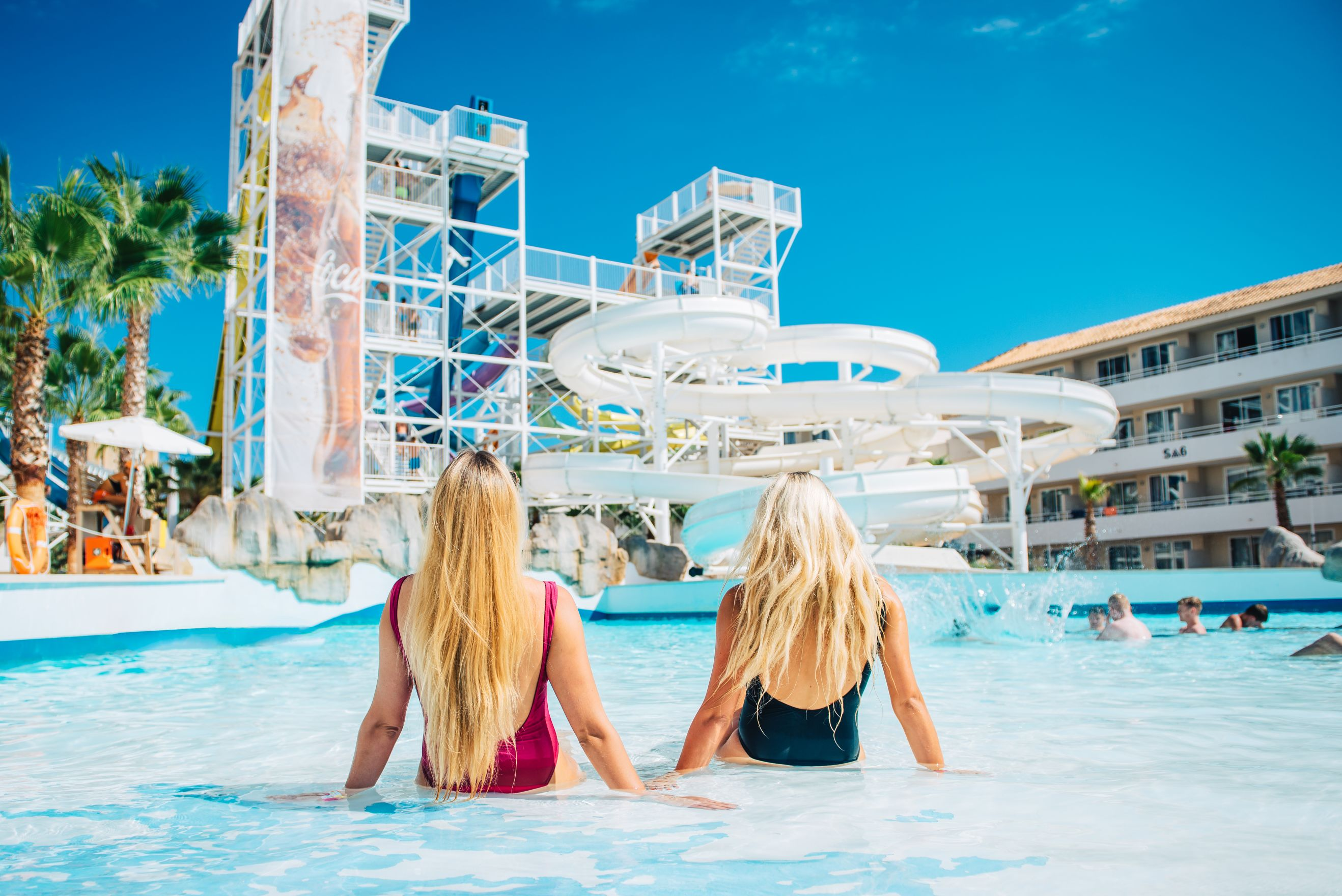 Wave pool - BH Mallorca
